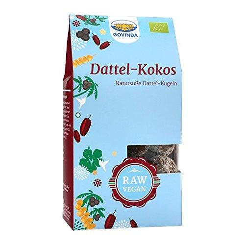 govinda Datilera De Bolas De Coco, 1er Pack (1 x 120 ...