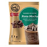 kona iced coffee - Big Train Iced Coffee 3.5lb bag Kona Mocha