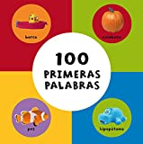 img - for 100 primeras palabras / 100 First Words (Spanish Edition) book / textbook / text book