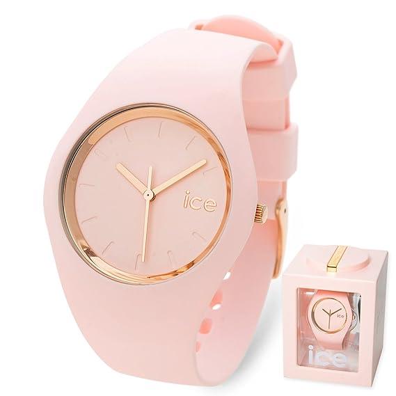 ICE-GLAM PASTEL relojes unisex ICE.GL.PL.U.S.14: Ice-Watch: Amazon.es: Relojes