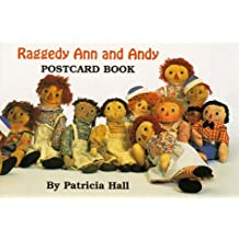 Raggedy Ann and Andy Postcard Book