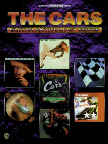 The Cars: Authentic Guitar-Tab Edition (Guitar Anthology Series) ()