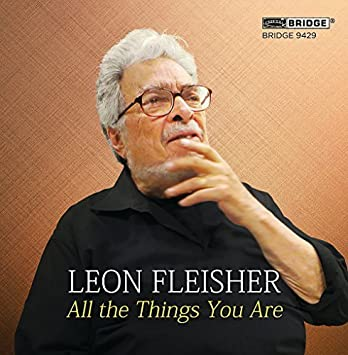 Leon Fleisher: All the Things You Are by Leon Fleisher (2014-07-08) -  Amazon.com Music