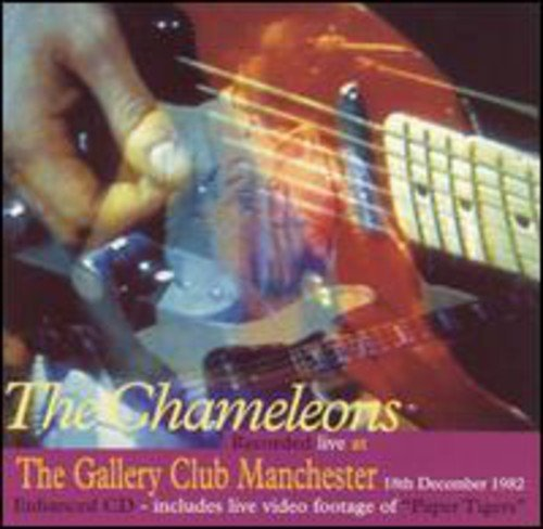 Live at the Gallery Club 1982 by Cherry Red UK
