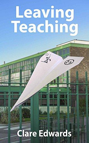 Leaving Teaching Pdf