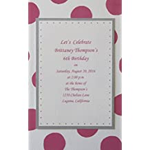Baby Shower Invitations - Birthday Invitations - Bridal...