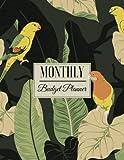 Monthly Budget Planner: Parrot Design Budget