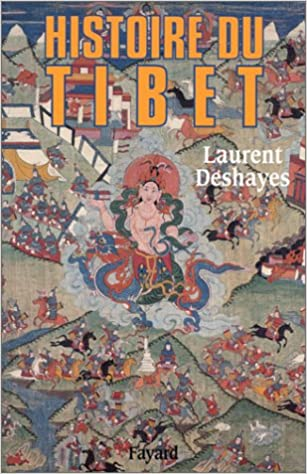 Risultati immagini per laurent deshayes the history of tibet