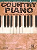 Country Piano: The Complete Guide With CD! (Hal Leonard Keyboard Style Series)