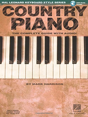Country Piano: Hal Leonard Keyboard Style - Piano Bluegrass Country