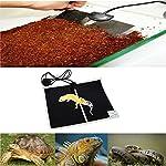 ATian Reptile Heating Pad, Reptile Tank Warmer with Temperature Controller Pet Heat Mats 14