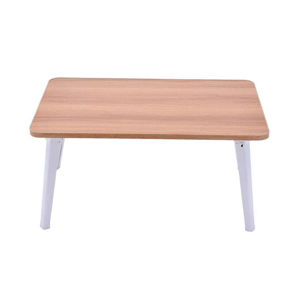 Ellymi Lap Desks Folding Laptop Desk Portable Standing Bed Desk Computer Laptop Stand Bed Tray Quality Stand by Ellymi