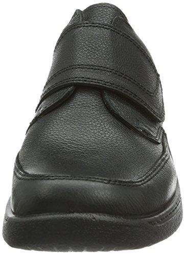 de casual para hombre Schwarz 406203 3 44 Schwarz Jomos Feetback Zapatos cuero 8pSXCqSYw4