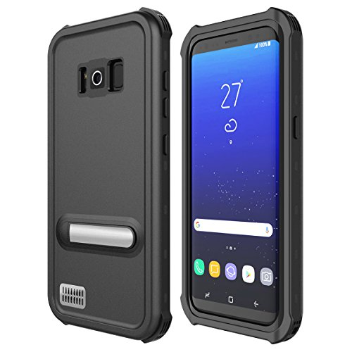 Galaxy S8 Plus Waterproof Case, iThrough 6.6ft Underwater Case for S8 Plus/6.2 inch,Shockproof/Dustproof/Rainproof/Snowproof/Dirtproof Heavy Duty Full Protection Phone Case Cover for S8 Plus