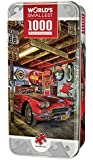 Masterpieces High Performance World's Smallest 4 x 8 Tin Jigsaw Puzzle (1000-Piece)