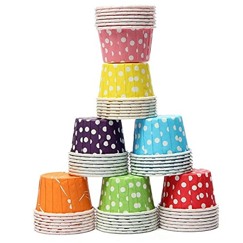 bazaar-100-pcs-paper-cupcake-liner-muffin-paper-case-greaseproof-baking-cups