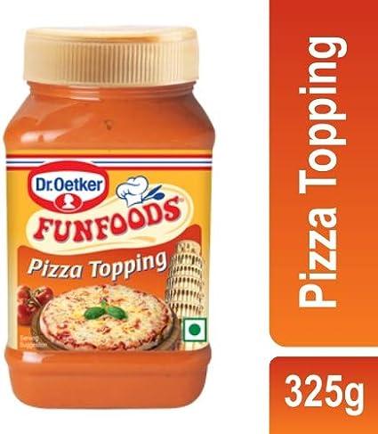 Funfoods Dr. Oetker Italian Pizza Topping, 325g