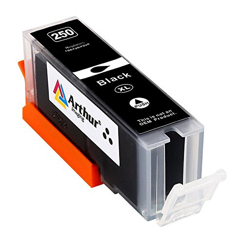 28 Pack Arthur Imaging Compatible Ink Cartridge Replacement for 250XL 251XL (12 Large Black, 4 Small Black, 4 Cyan, 4 Yellow, 4 Magenta, 28-Pack) Photo #6