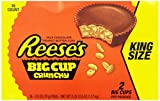 REESE'S Peanut Butter Cups, Chocolate Candy, King