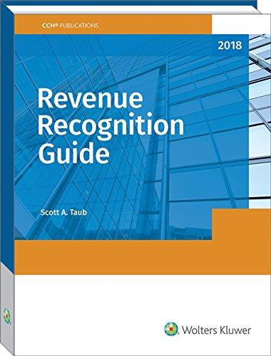 Revenue Recognition Guide (2018) (Taub Scott)