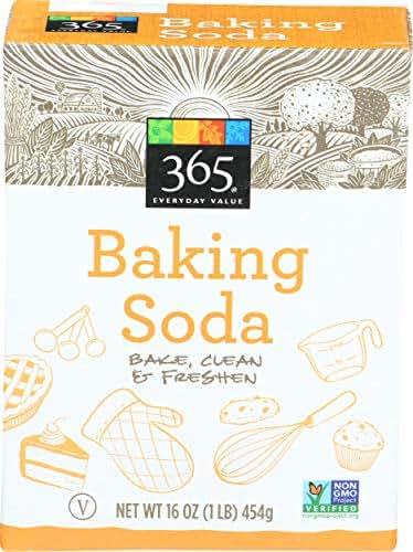 Baking Soda: 365 Everyday Value Baking Soda