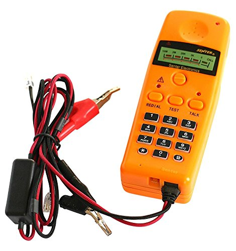 MeterToST220 Tel Line - Line Tester Tel