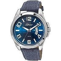 Relógio Condor Masculino Xadrez Co2115xo/3a - Jeans