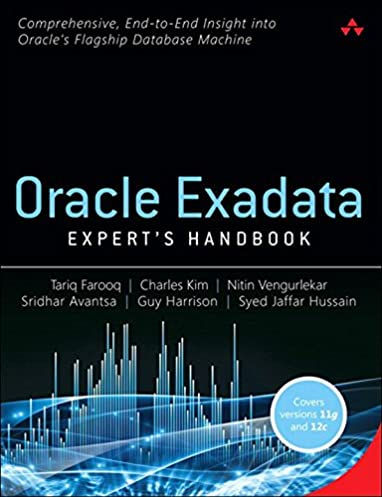 amazon com oracle exadata expert s handbook ebook tariq farooq rh amazon com