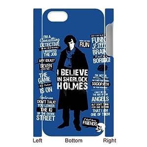 Sherlock Case for Iphone 5/5s Petercustomshop-IPhone 5-PC00255