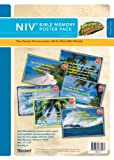 Bible Memory Poster Pack—NIV® (Vacation Bible School 2012: Adventures on Promise Island)