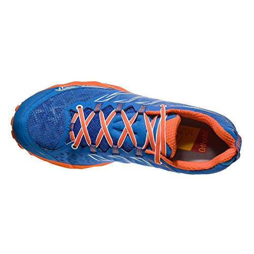 Mujer Multicolor Orange de Woman Akyra Trail Marine 000 para Zapatillas Sportiva Running Blue La Lily z8gwFxSqan