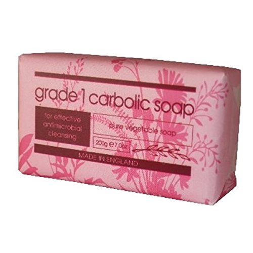 Carbolic Soap Bar 200g by Christina May by AVE (Bar Ave)