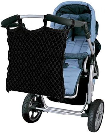 40622 ASMi Poussette avec doublure int/érieure sac de courses clippi All Star Noir