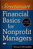 img - for Streetsmart Financial Basics for Nonprofit Managers (text only) 3rd (Third) edition by T. A. McLaughlin book / textbook / text book
