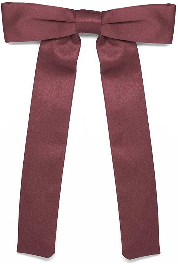 Steampunk Ties TieMart Merlot Kentucky Colonel Tie $9.95 AT vintagedancer.com