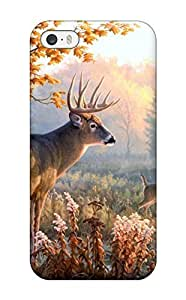 Awesome Animal Flip Case With Fashion Design For Iphone 5/5s
