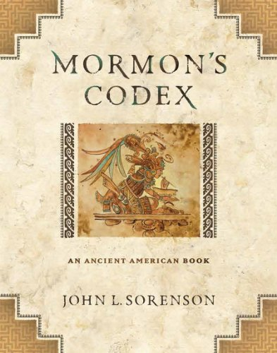 Image of Mormon's Codex: An Ancient American Book