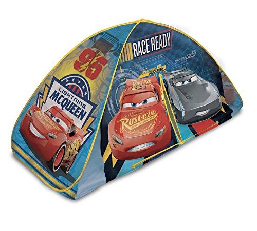 Playhut Disney Pixar Cars 3 2-in-1 Bed Play Tent