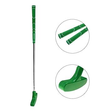 Crestgolf Putter de Golf Junior Rubber - 24 Pulgadas, Doble ...