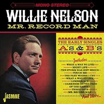 Mr. Record Man - Willie Nelson