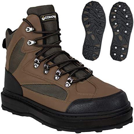 コンパス360Ledges Cleated Sole Wading Shoes 9