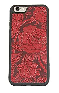 Leather iPhone 6 Case | Wild Rose