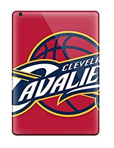 New Style New Premium Cleveland Cavaliers Logo Skin Case Cover Excellent Fitted For Ipad Air
