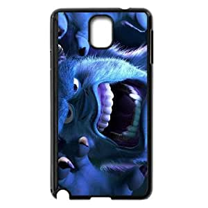 SamSung Galaxy Note3 phone cases Black Monsters Inc cell phone cases Beautiful gifts NYU45737523