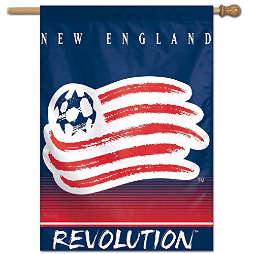 fan products of New England Revolution House Flag and Banner