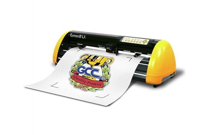GCC Professional Expert II LX Vinyl Cutter 24 Inch