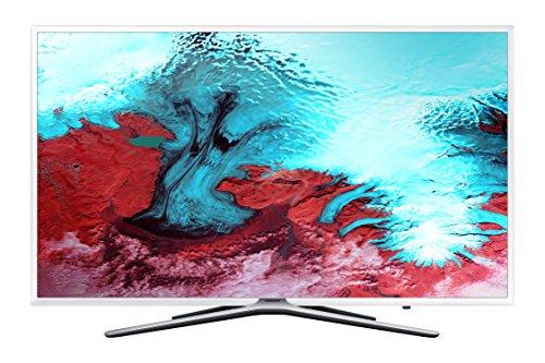 Samsung UE40K5589SUXZG 101,6 cm (40 Zoll) Fernseher (Full HD, Triple Tuner, Smart TV) weiß