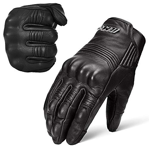 Which are the best leather motorcycle gloves men winter available in 2020?