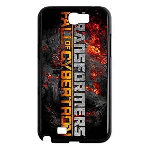 Transformers Samsung Galaxy N2 7100 Cell Phone Case Black Qjcxp