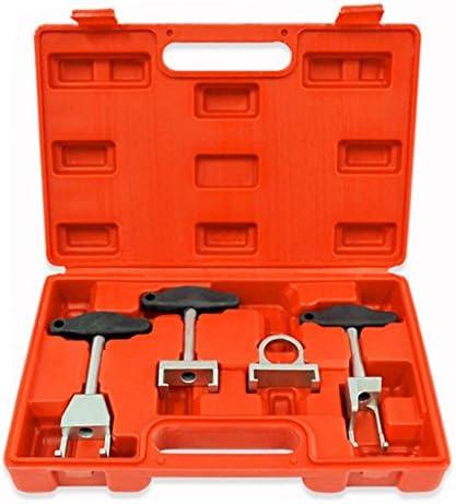 Swiftswan 4pcs Zündspule Remover Puller Werkzeuge Set für Volkswagen für Audi Reparatur Kit (Farbe: Orange)